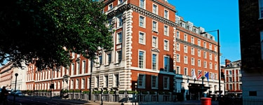 Отель London Marriott Hotel Grosvenor Square