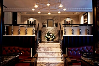 Luggage Room, Grosvenor Square