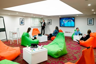 Mayfair Suite Meetings Imagined