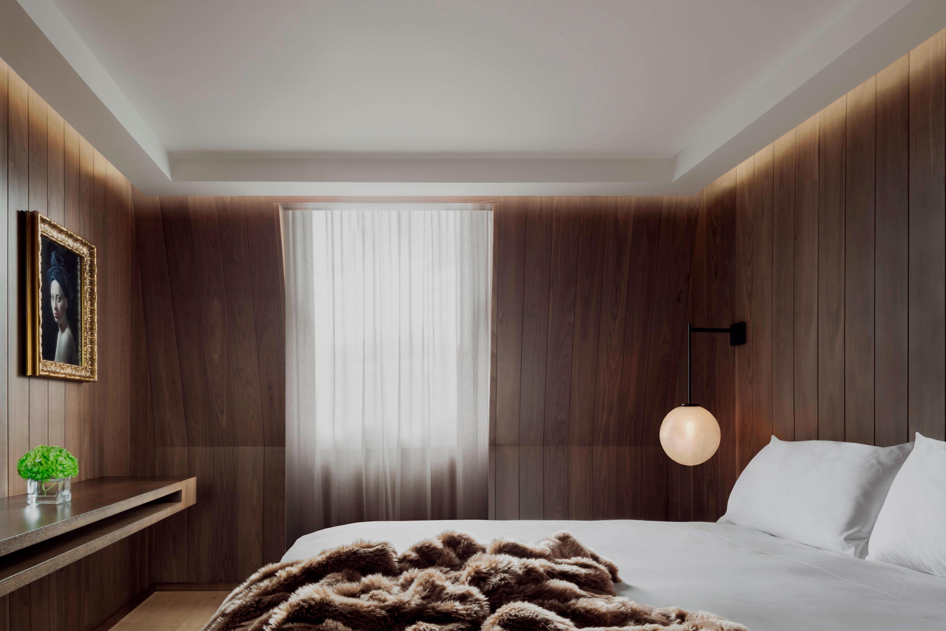 1ベッドルームスイート - ベッドルーム