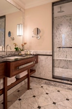 Luxury Mayfair Hotel Suite Bathroom
