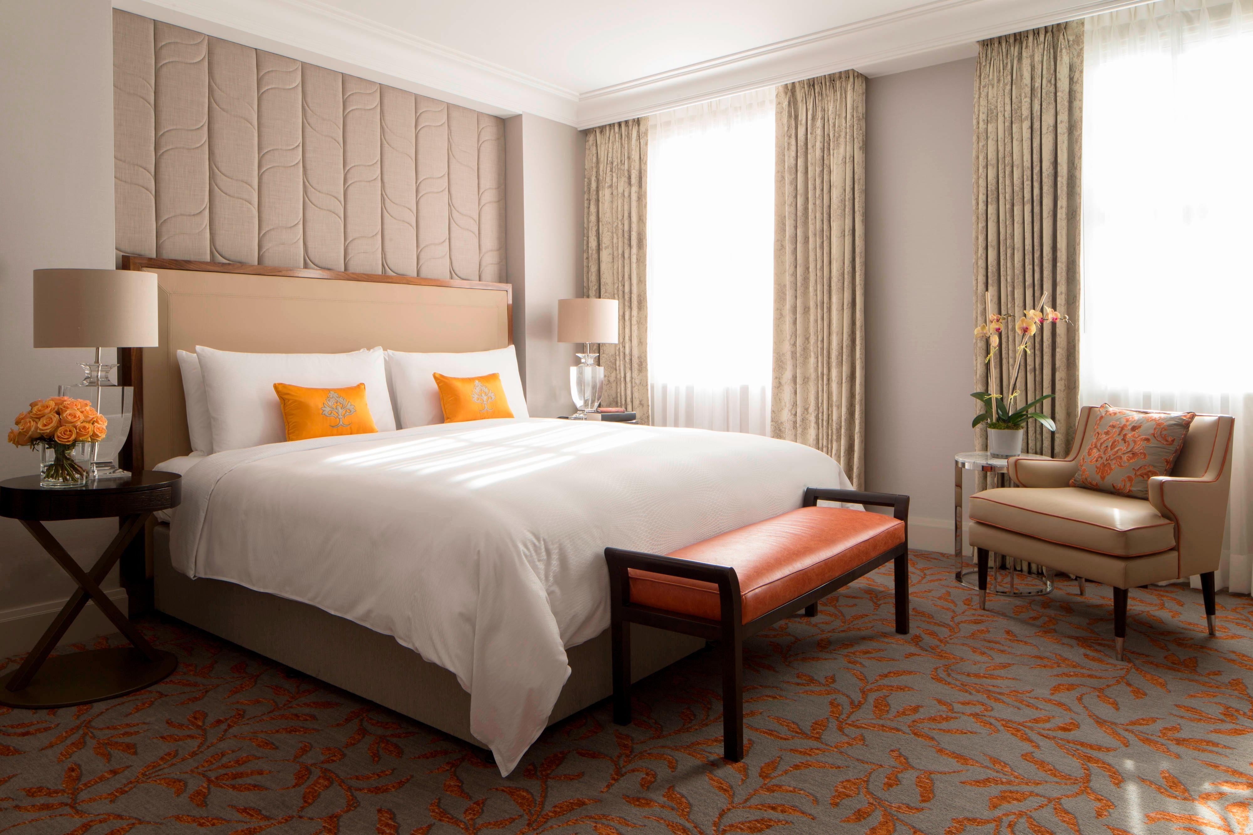 Premium Executive Suite Bedroom