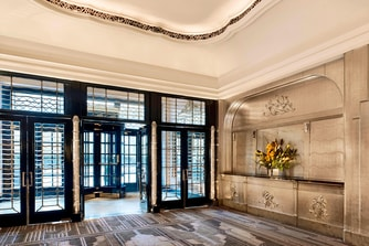 Private Ballroom Entrance