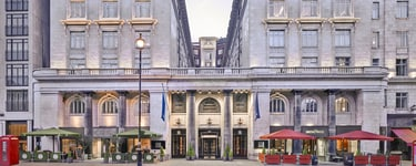 Отель Sheraton Grand London Park Lane