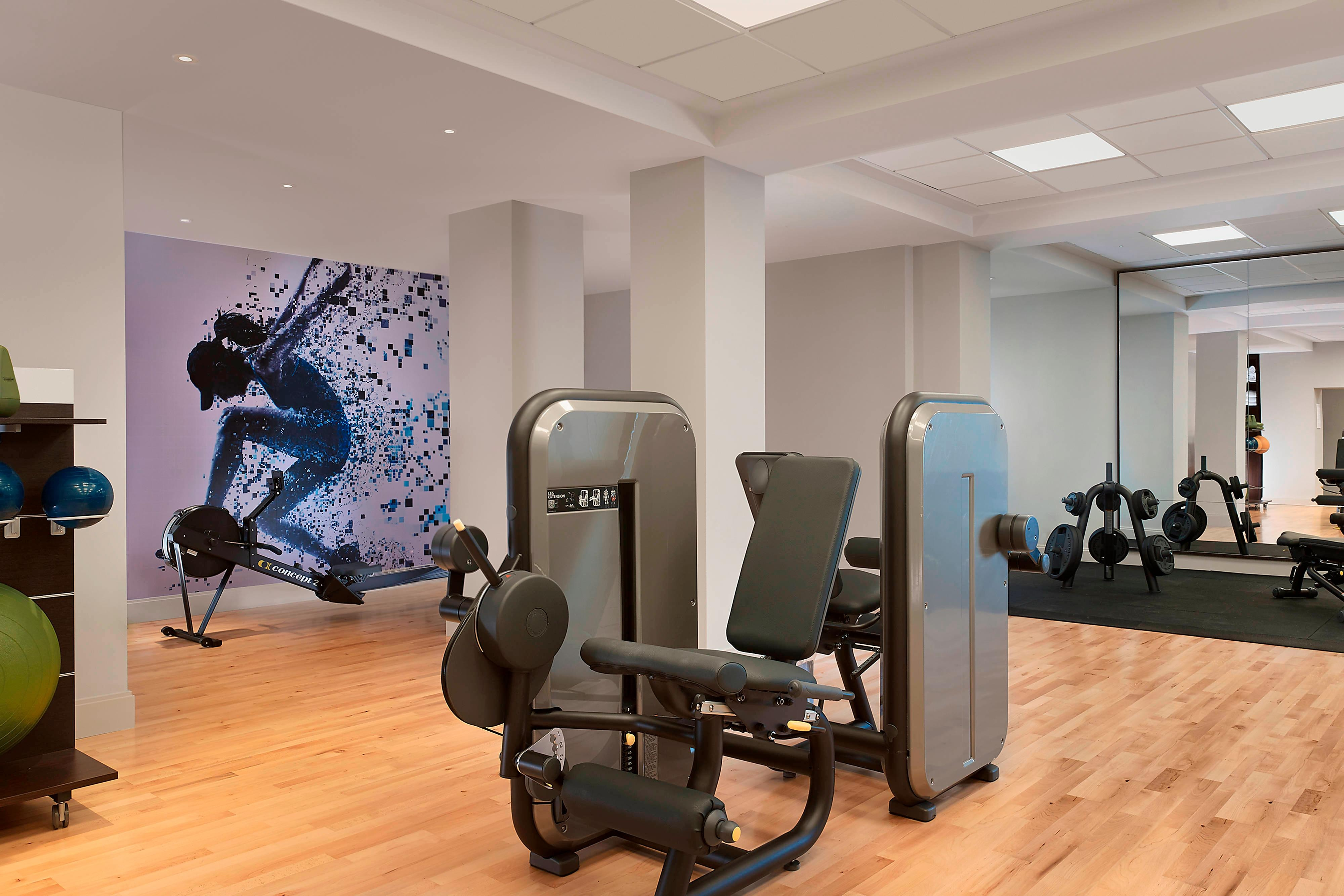 Fitness Center by EXOS