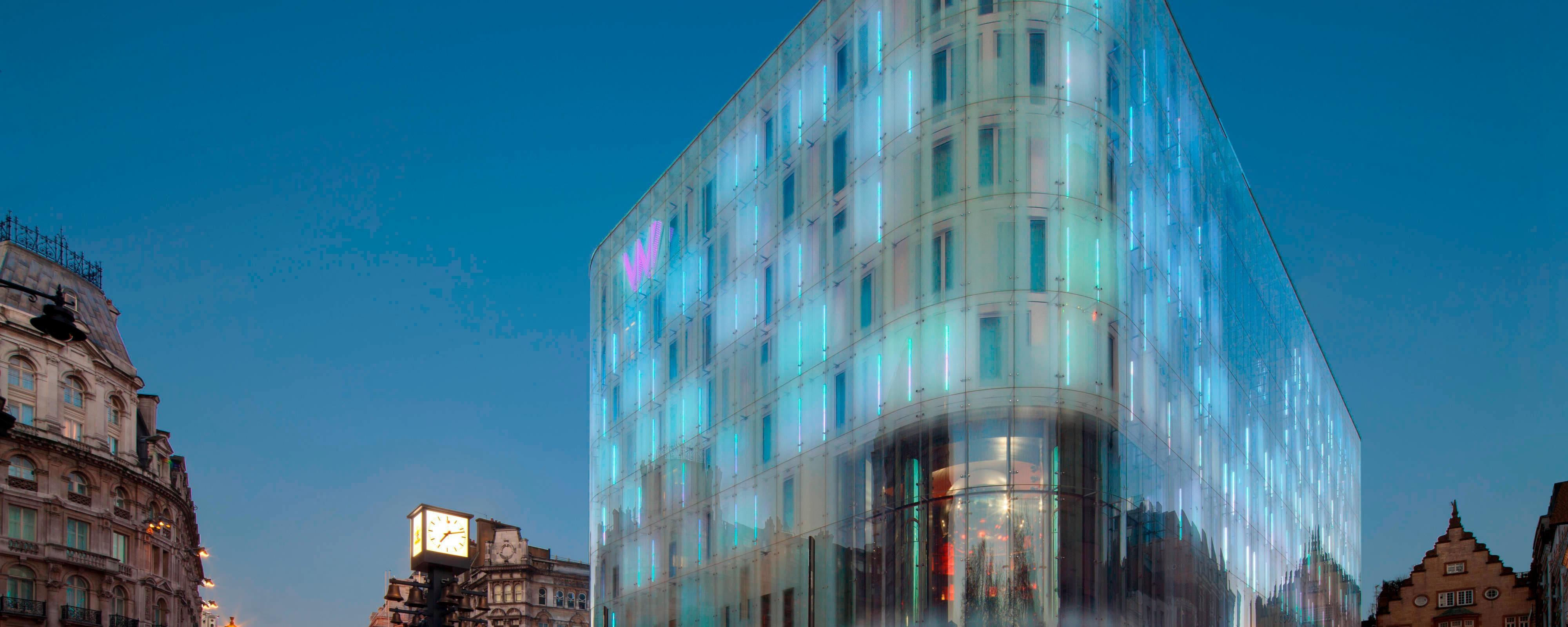 5 Star Luxury Hotel In Soho London W London