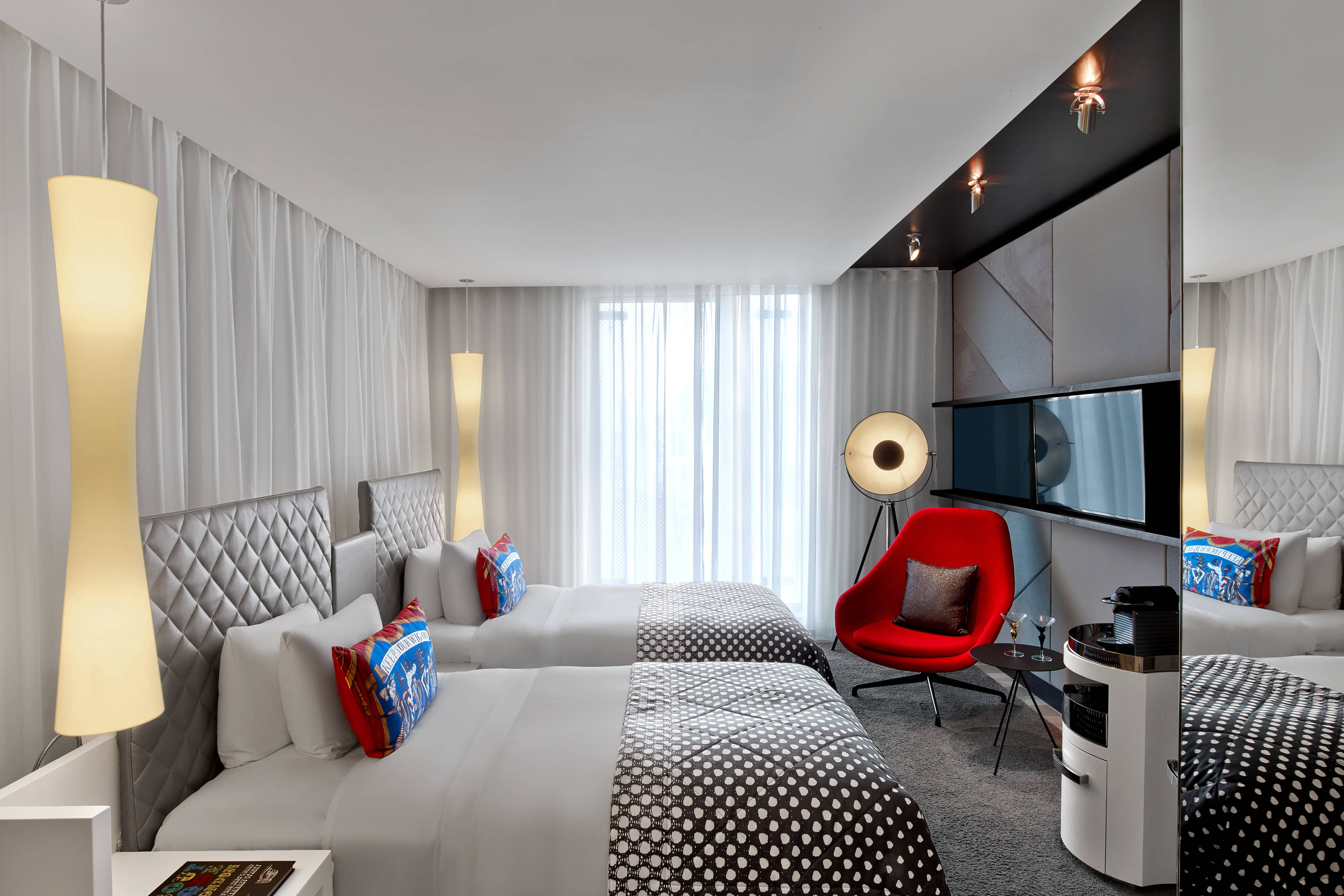 Fabulous Room twin beds