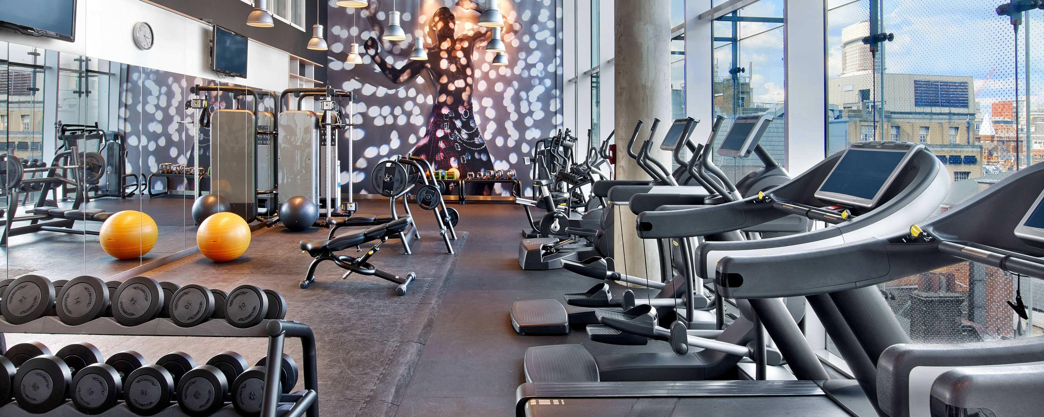 Gym luxury fitness centre the connaught