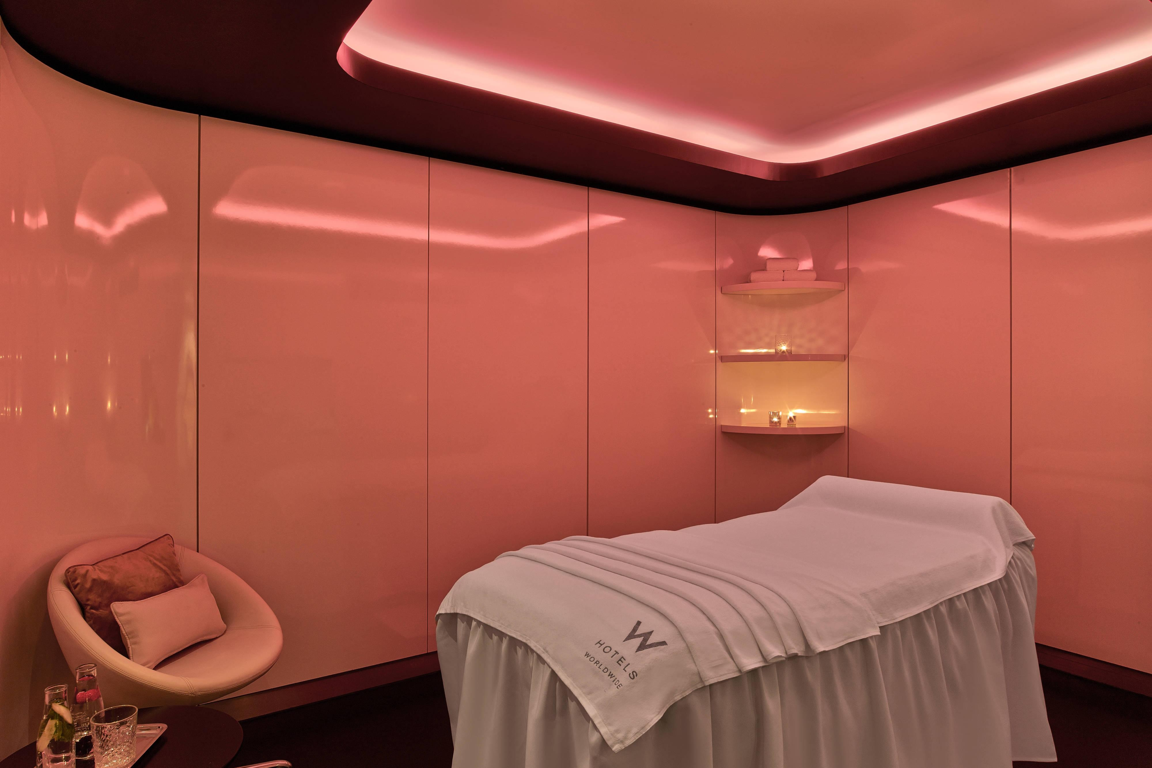 AwaySpa treatment Room