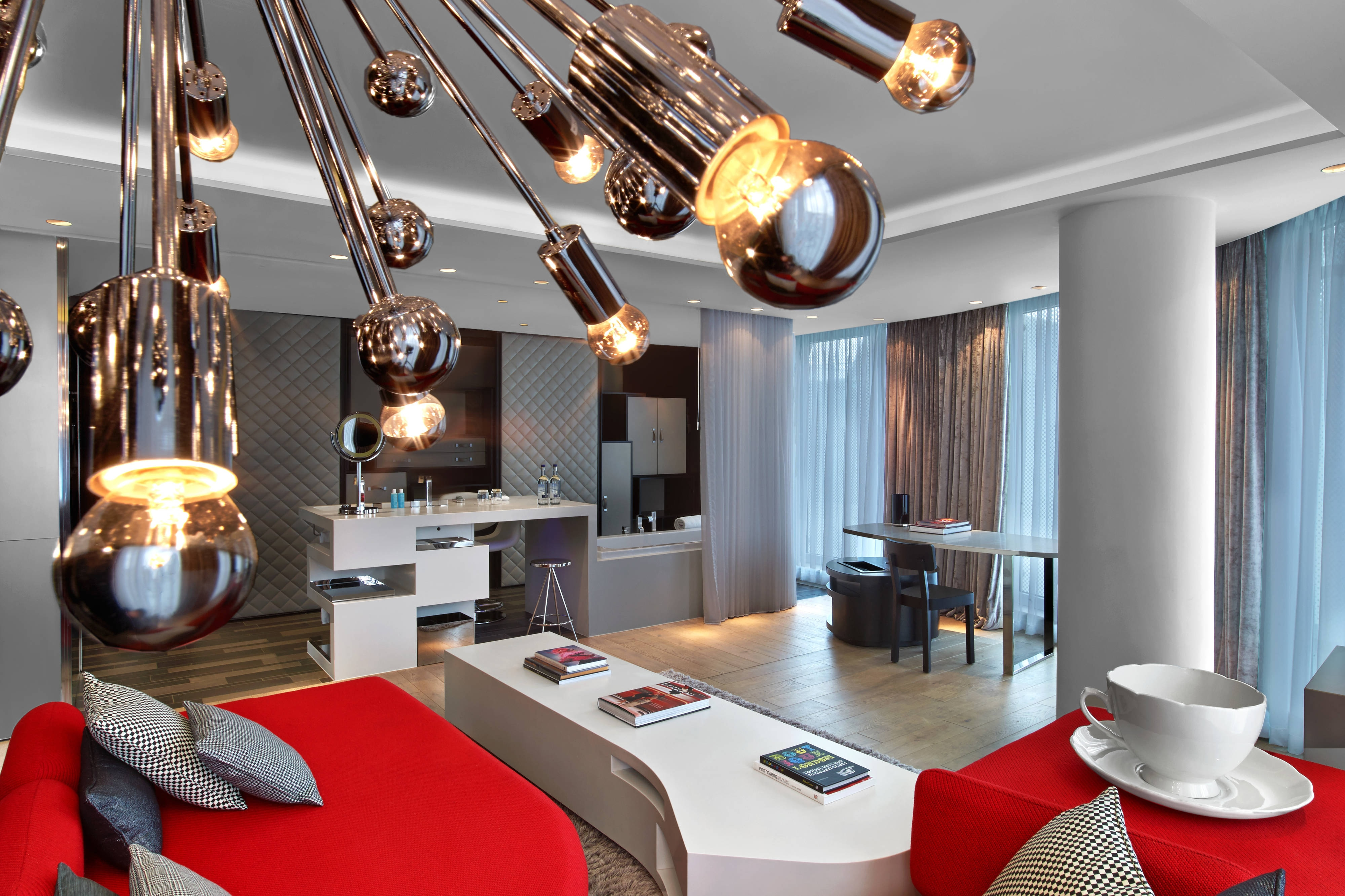 Wow Suite - Living rea