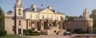イギリスのホテルを検索 マリオット