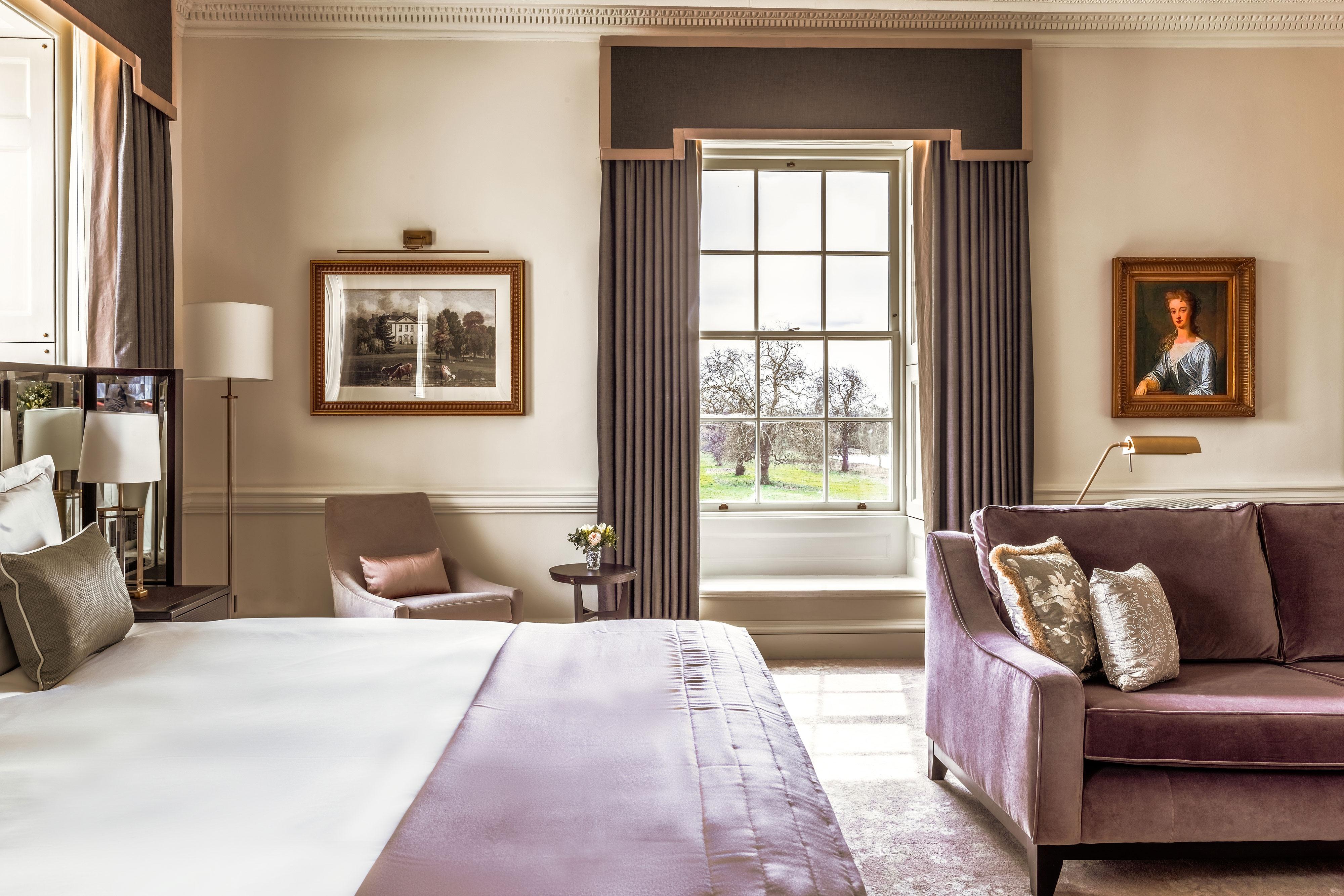 Suite Deluxe du bâtiment Main House avec lit king size
