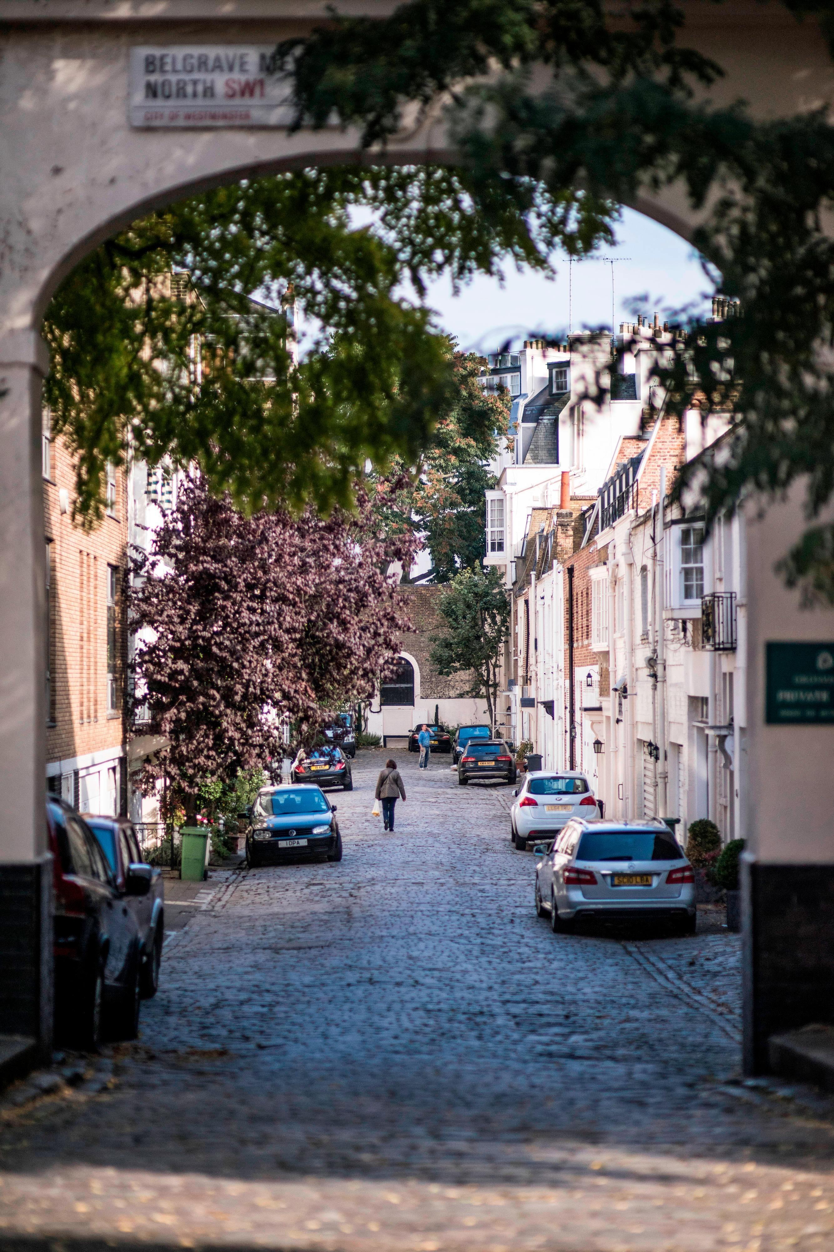 Belgravia Street