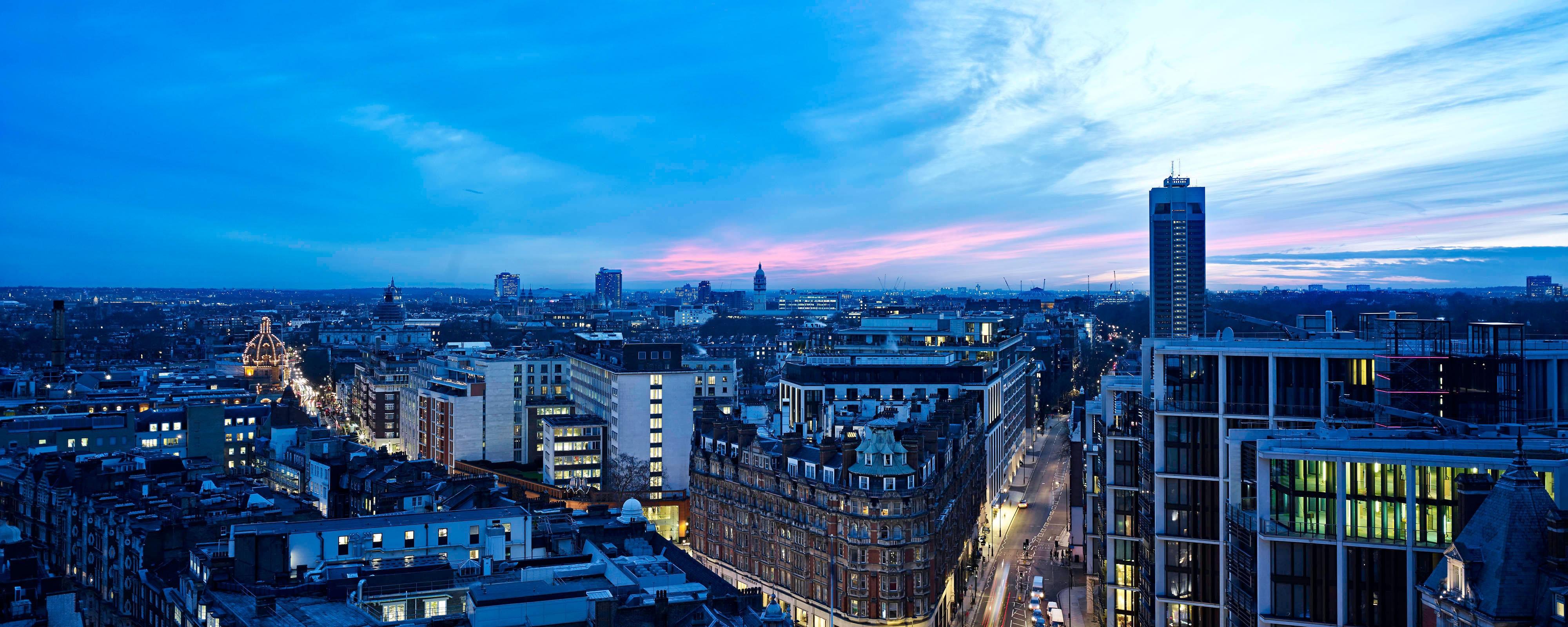 View of Knightsbridge