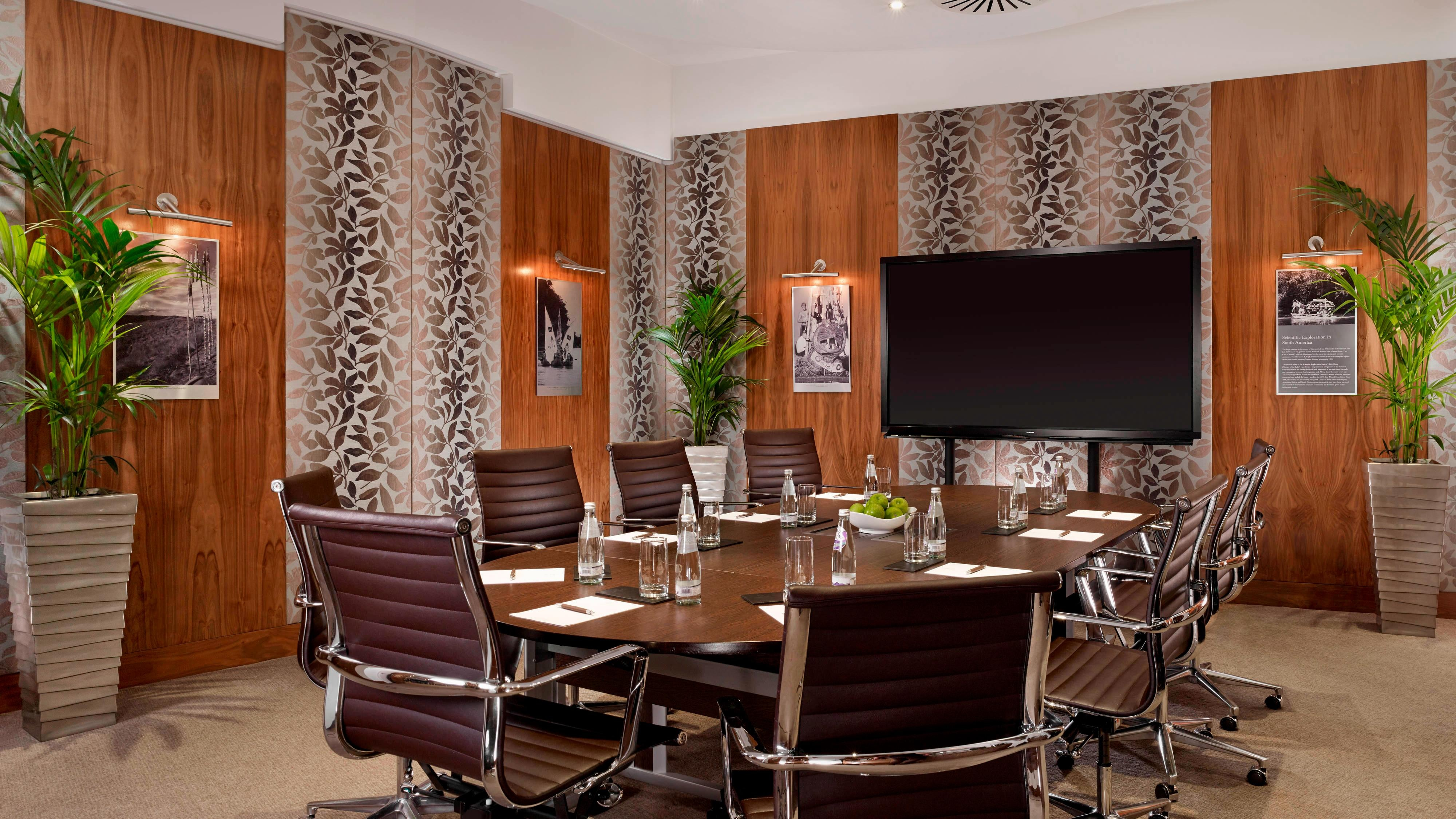 Discovery Room Boardroom