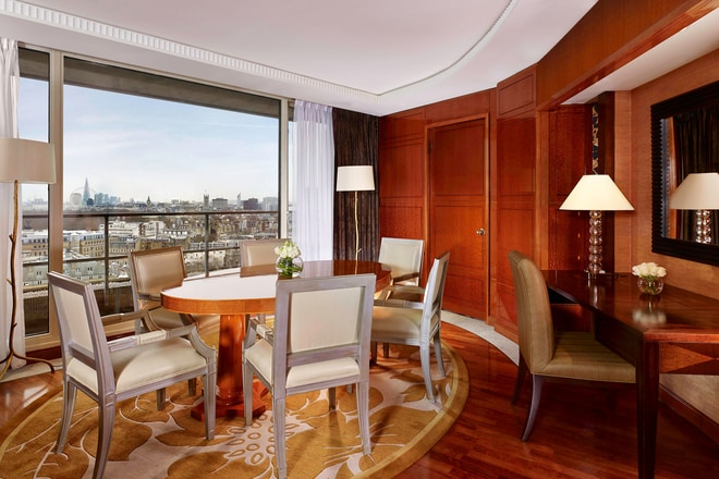 The Westminster Penthouse Suite - Dining Room