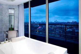 The Westminster Penthouse Suite– doppelte Badewanne