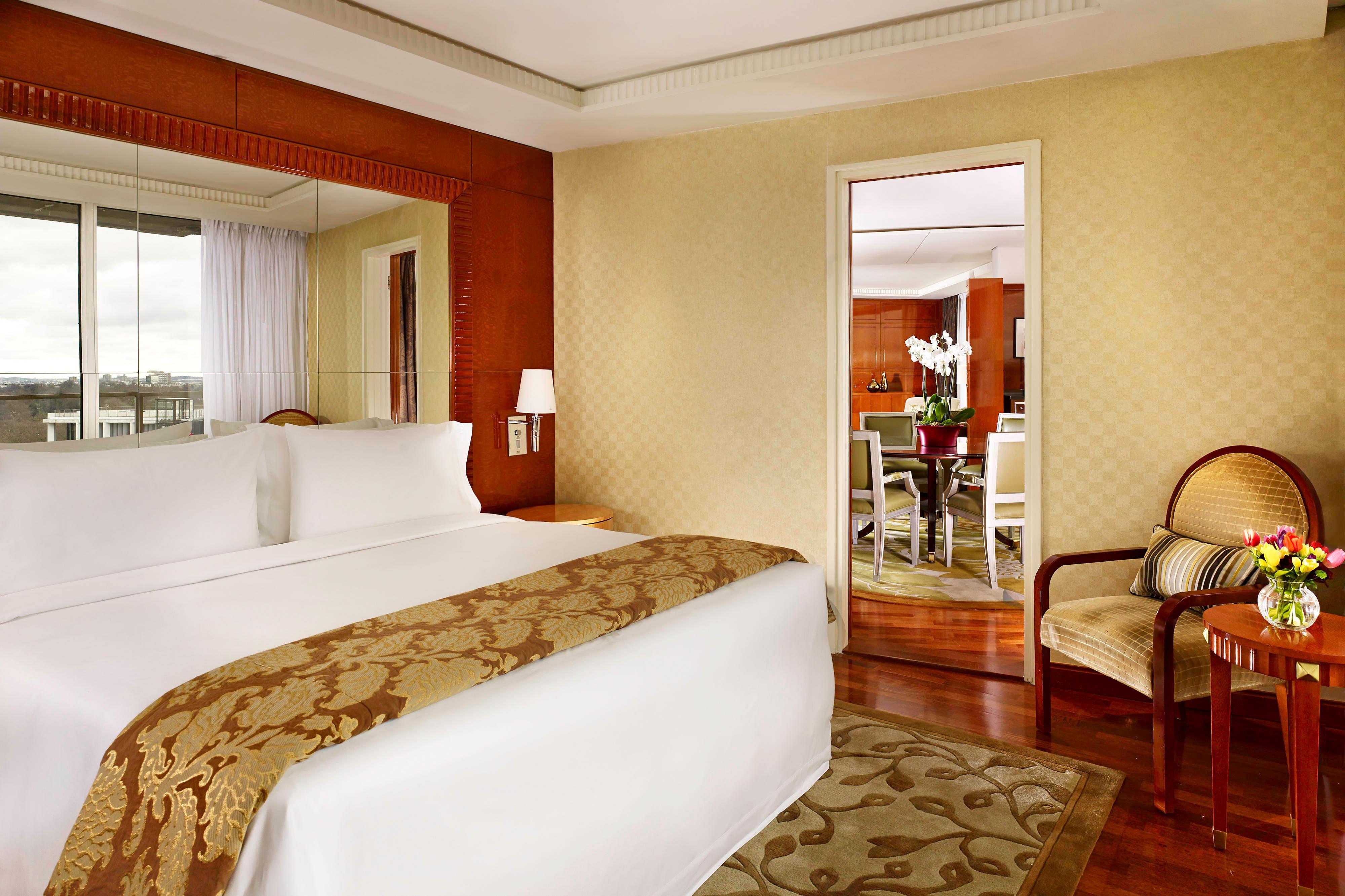The Kensington Penthouse Suite - Bedroom