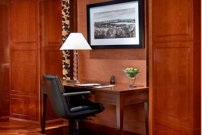 The Hyde Park Penthouse Suite