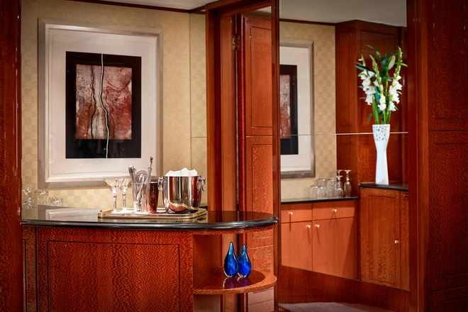 The Lowndes Penthouse Suite