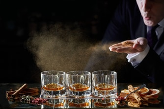 The Hyde Bar Whisky Flights Spice Route