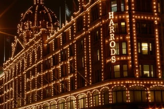 Harrods, Hotels in der Nähe von London
