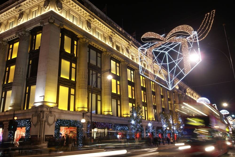 Selfridges, Londres