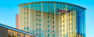 Отель London Marriott Hotel Kensington