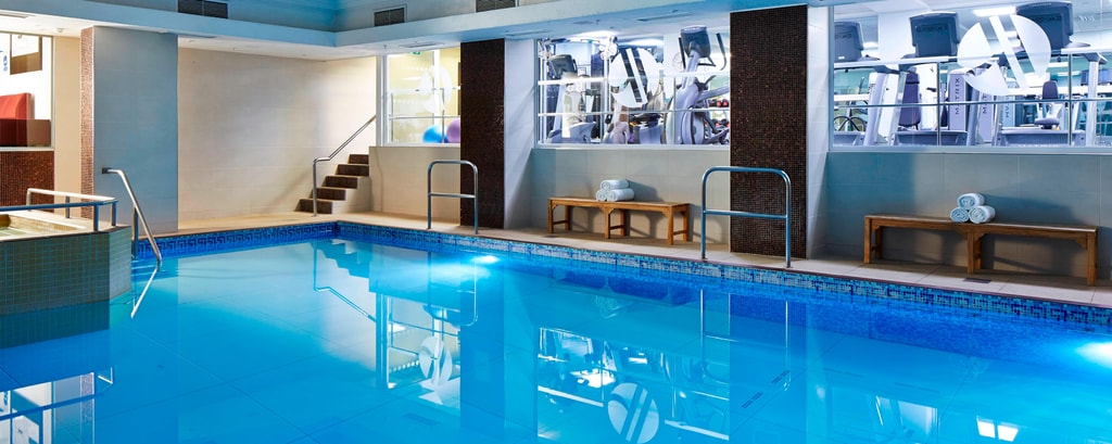 Hotel Marriott con piscina en Londres