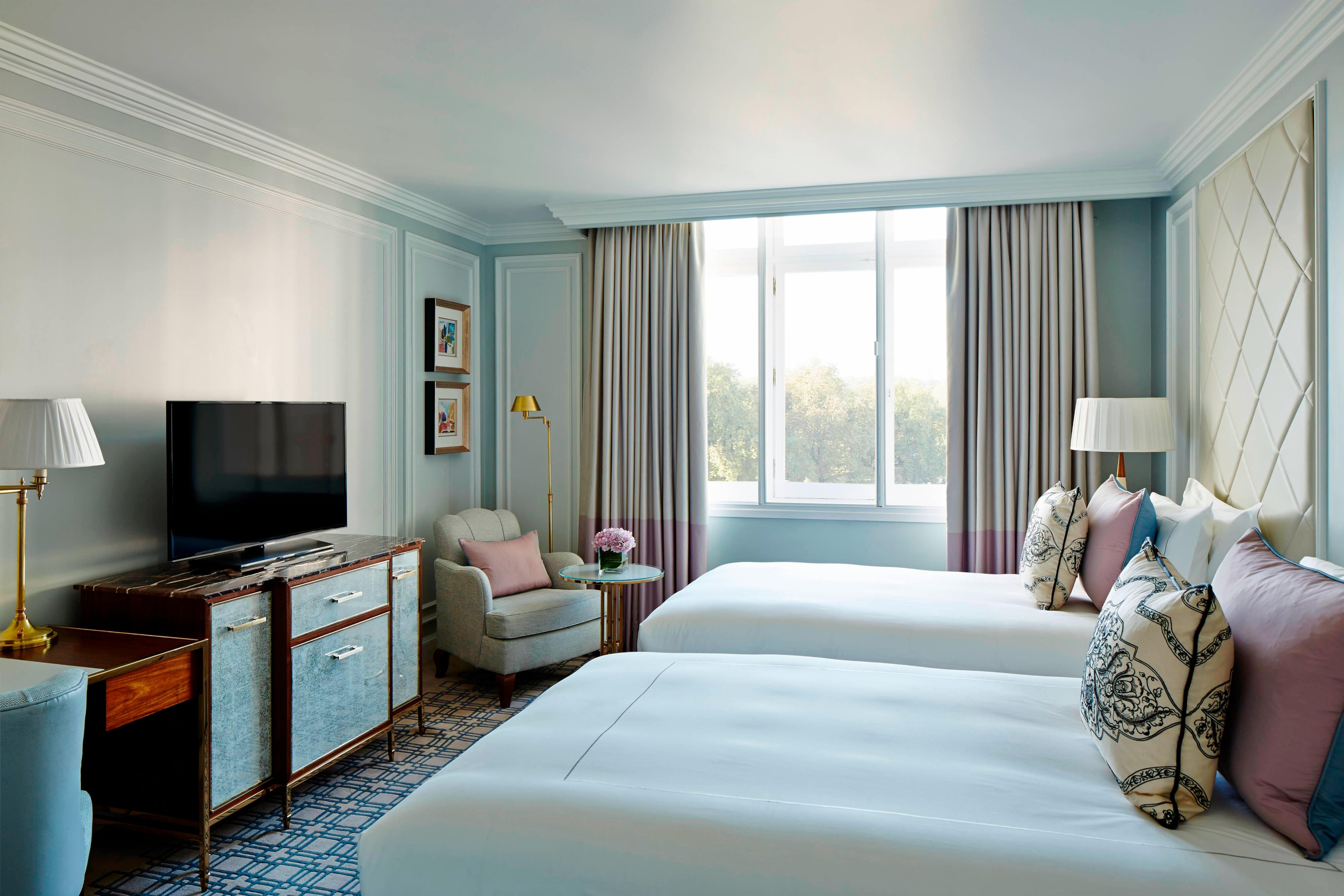 Hyde Park, luxe, Londres, Park Lane, Mayfair