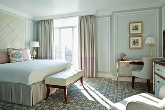 Hotel, Londres, de lujo, Park Lane, Mayfair