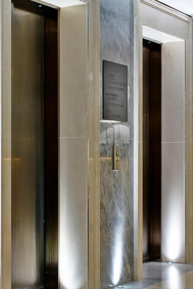 Lobby, Lift, London, Park Lane, Mayfair