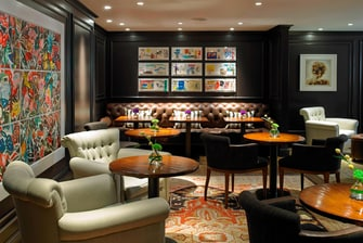 5-Sterne-Executive-Lounge in London