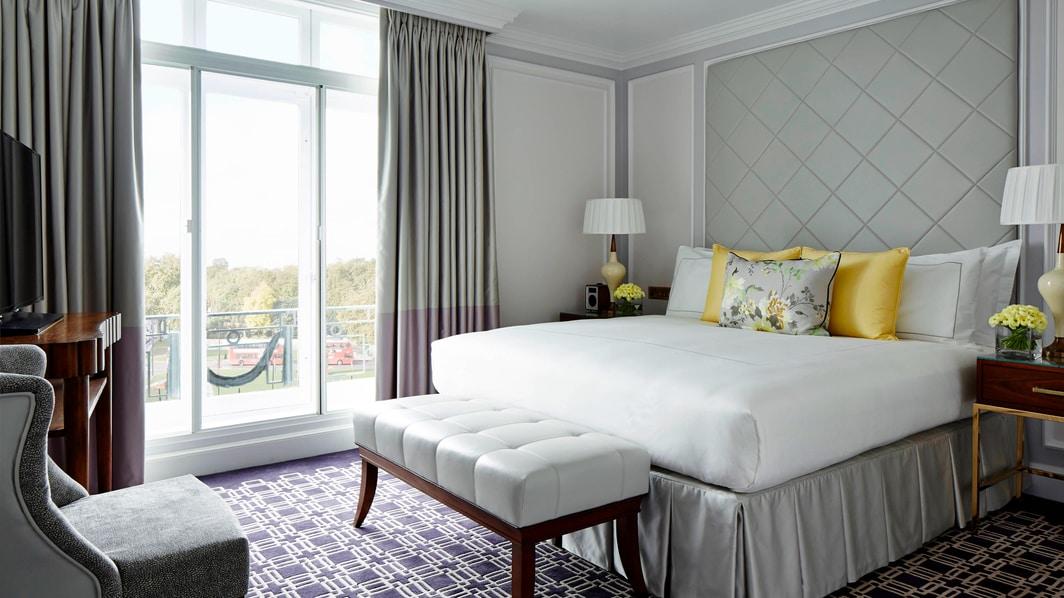 Luxury, London, Park Lane, Accommodation