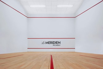 Health Club Squash Court