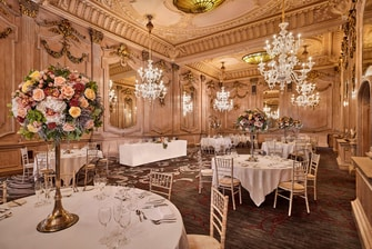 Oak Room Wedding