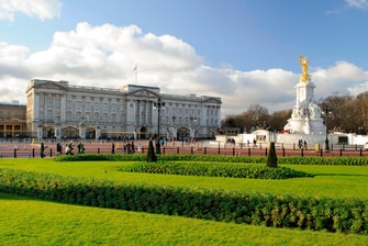 Buckingham Palace, Londra