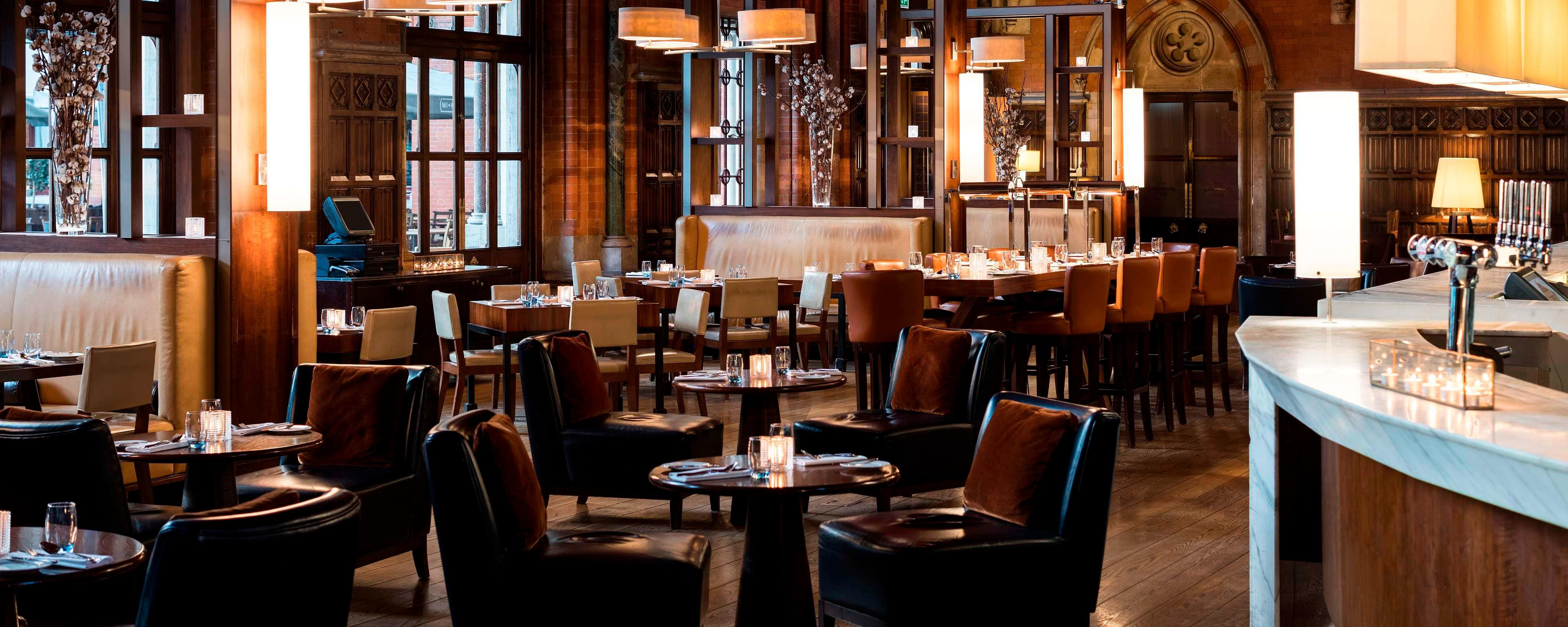 interior design for hotels and restaurants london