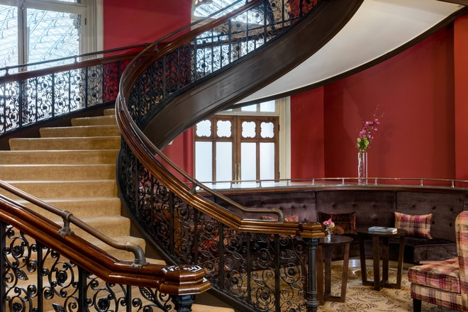 The Chambers Club - Grand Staircase