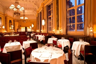 Restaurante Gilbert Scott en Londres