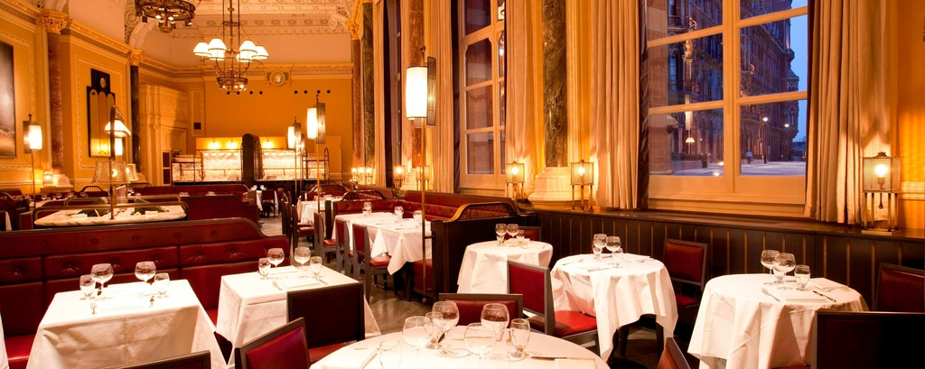 London's  Gilbert Scott Restaurant