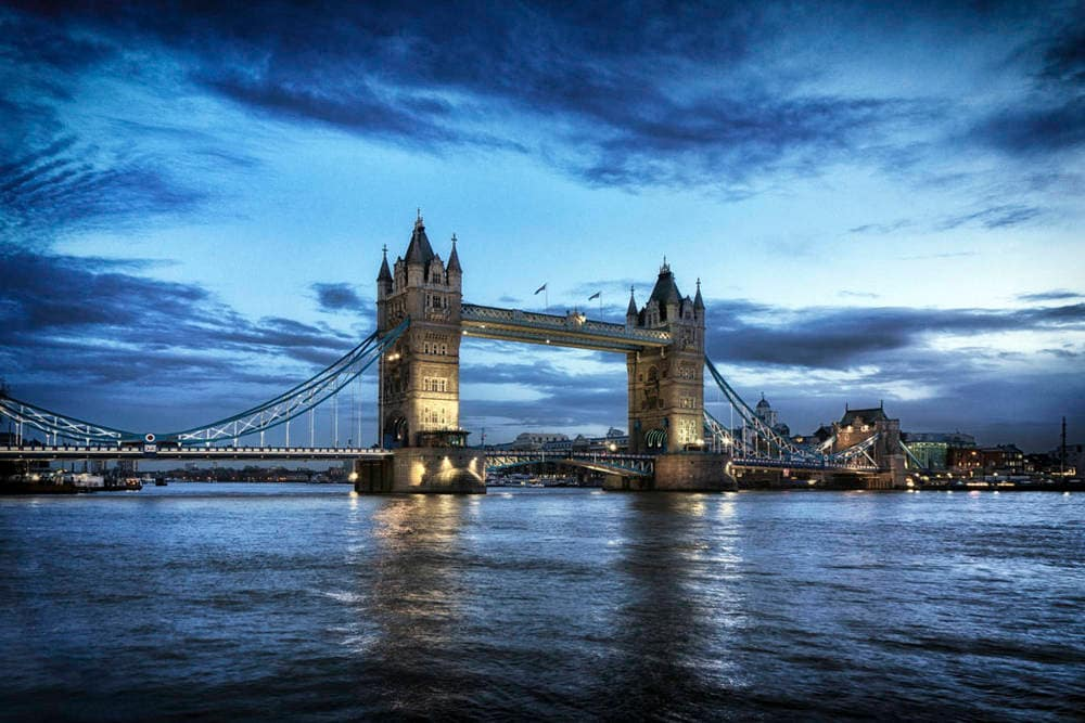 Le Tower Bridge, Londres