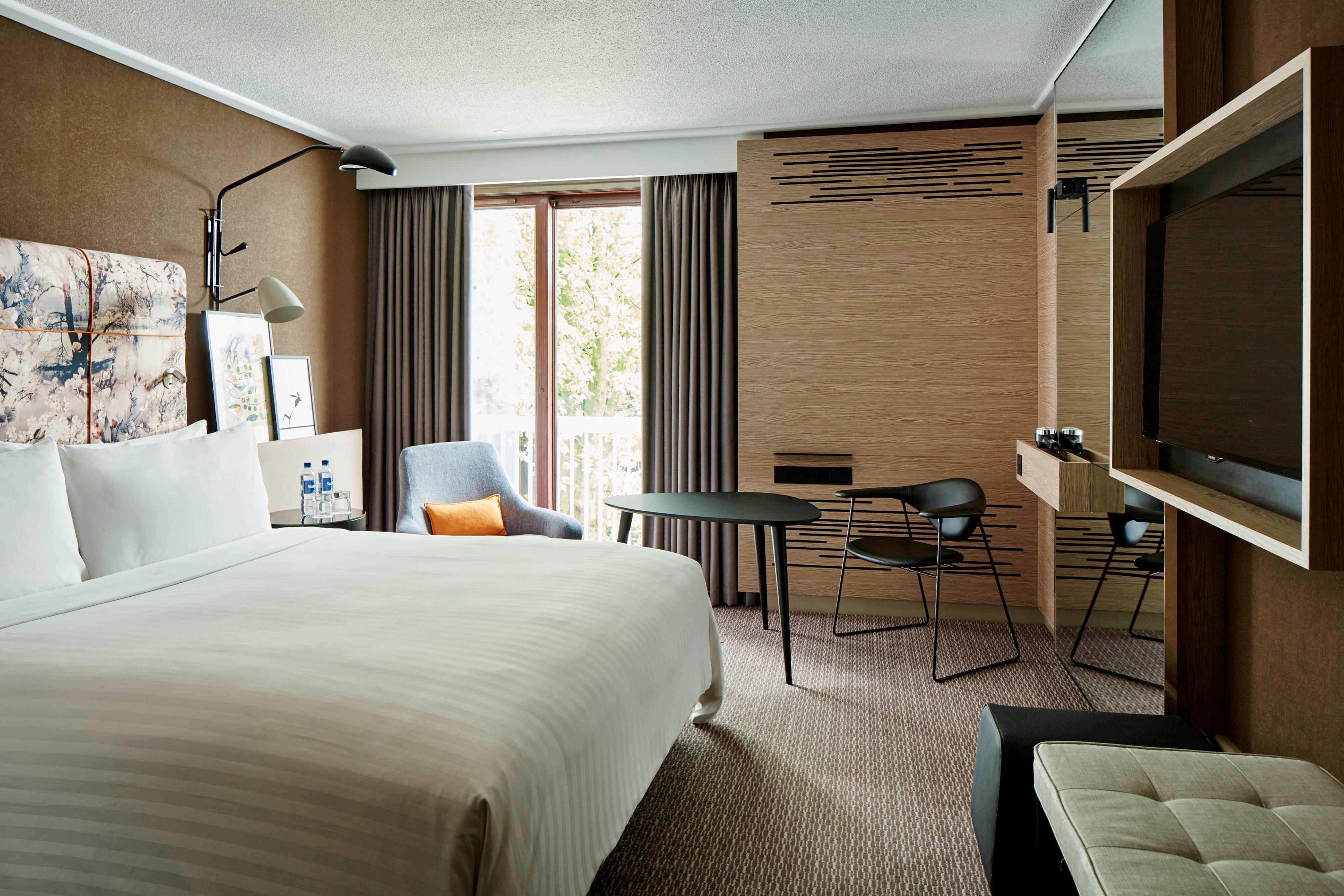 Chambre Deluxe avec lit king size