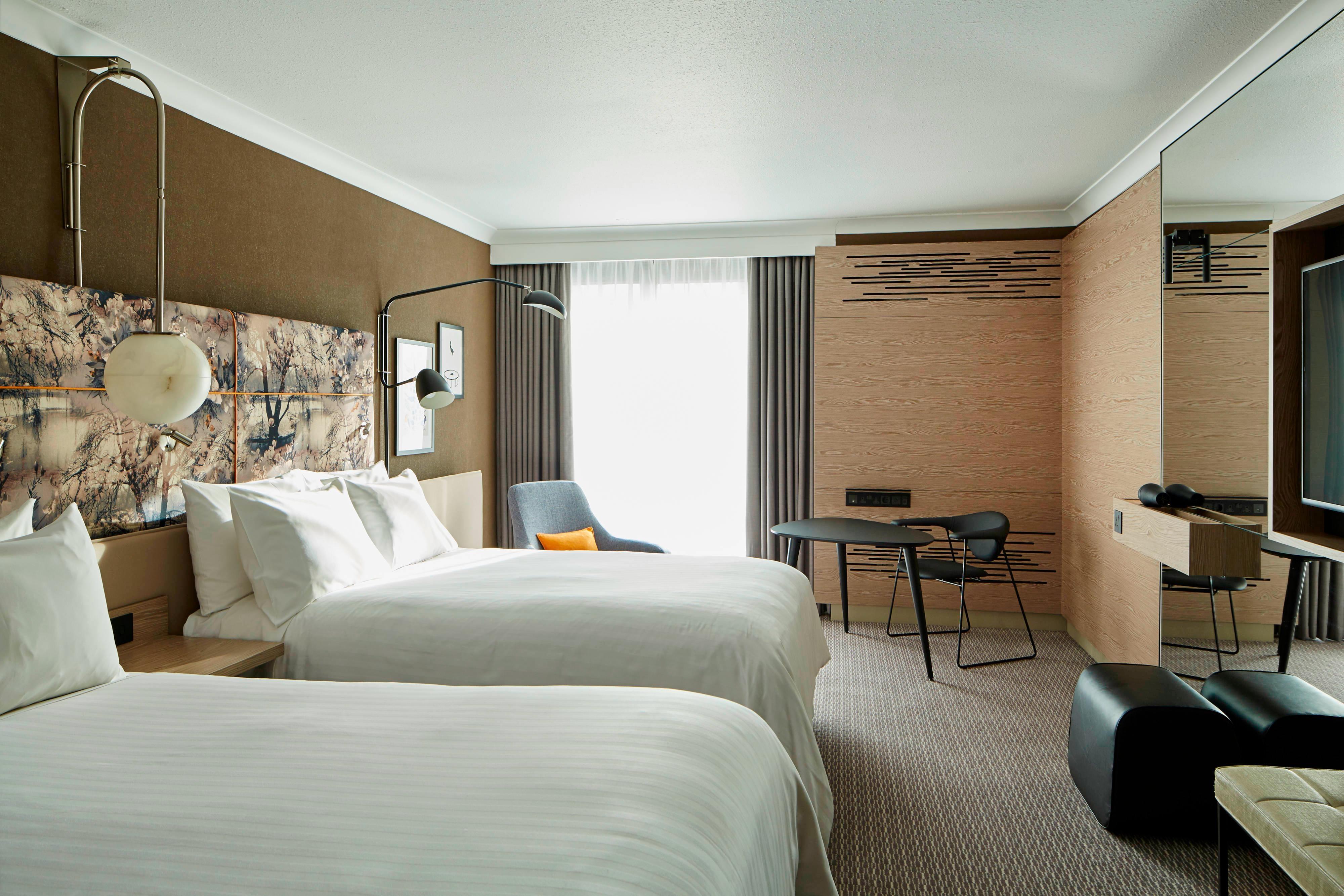 The Marriott Hotel Regents Park