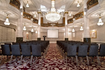 Crystal Ballroom Meeting