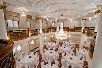 Crystal Ballroom event space