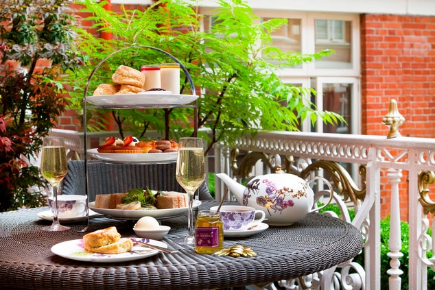 St. Ermin's Afternoon Tea