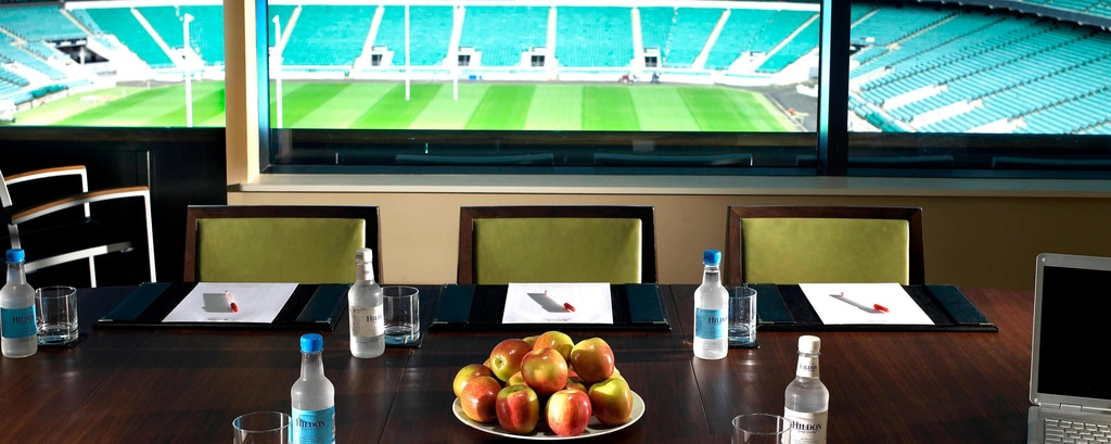 Pitch View Boardroom Meeting, Twickenham