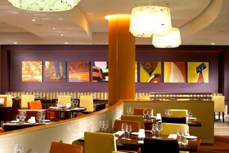 Restaurante e lounge 22 South