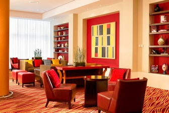 Marriott Hotel Twickenham London, Lobby